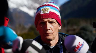 Глава СБР: решение по тренерскому штабу сборной не может быть быстрым