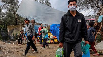 Мигранты и беженцы в Греции, 2 апреля 2020