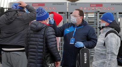 В Белоруссии число случаев заражения коронавирусом превысило 500