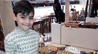 В Москве прооперировали доставленного из Армении мальчика с опухолью мозга