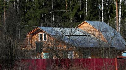 Дачные дома в Щёлковском районе Московской области