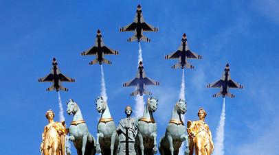 Демонстрационная эскадрилья Военно-воздушных сил США Thunderbirds