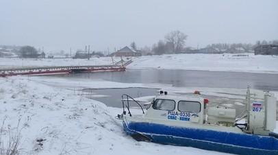 В Коми 22 населённых пункта оказались в зоне паводка