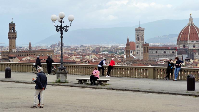 В Италии за сутки от коронавируса вылечились 2304 человека