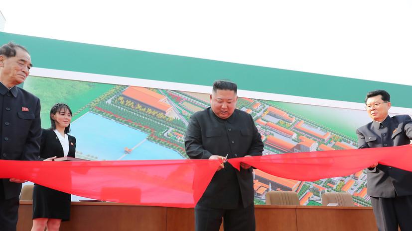 Северокорейские СМИ опубликовали первые за 20 дней фото Ким Чен Ына