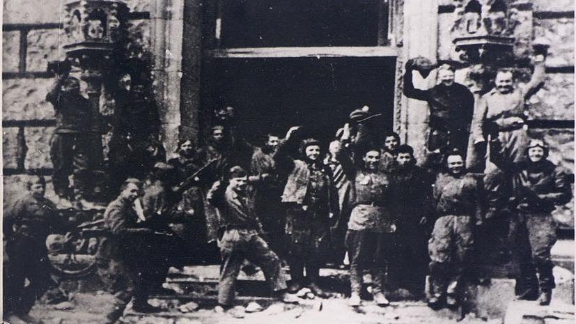 Минобороны рассекретило документы об освобождении Берлина