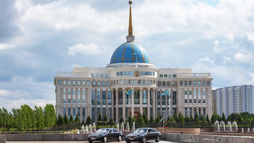 Токаев прекратил полномочия спикера сената Казахстана Назарбаевой