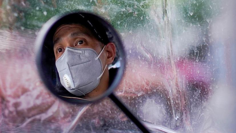 В Китае выявили два новых случаев заражения коронавирусом за сутки