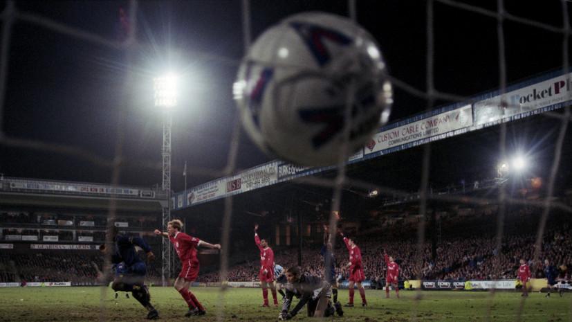 Врачи клубов АПЛ обеспокоены возможным возобновлением сезона