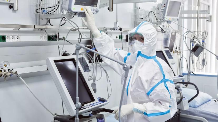 В Пермском крае рассказали о работе по подготовке мест для пациентов с COVID-19