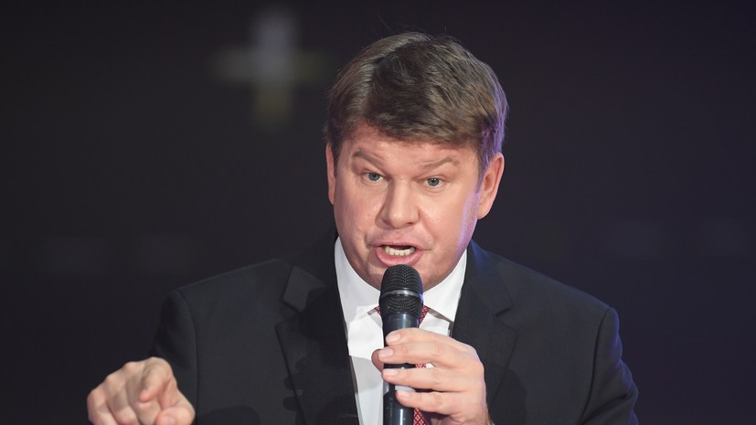 Губерниев о скандале вокруг сына Плющенко: не надо трогать детей