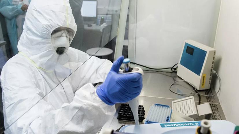 Число новых случаев коронавируса в России за сутки выросло на 10 559