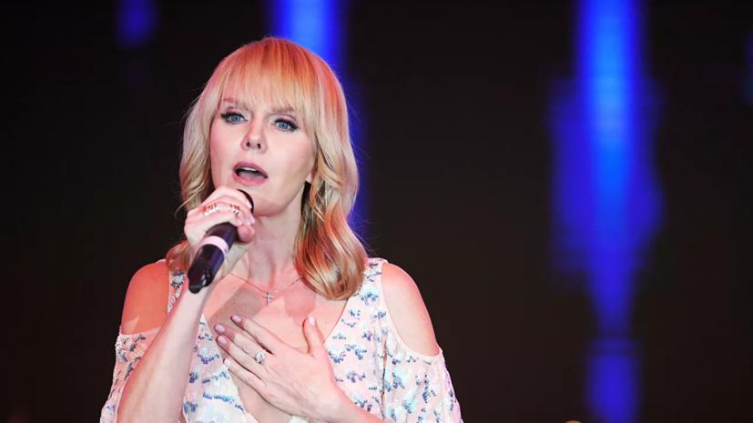 Певица Валерия посочувствовала семье Плющенко в свете скандала вокруг их сына