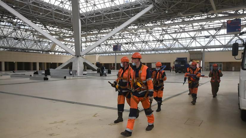 В Москве с 12 мая начнут работу все промышленные предприятия