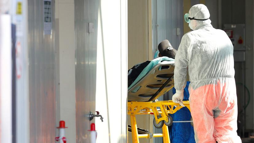 В Италии за сутки выздоровело рекордное число пациентов с коронавирусом