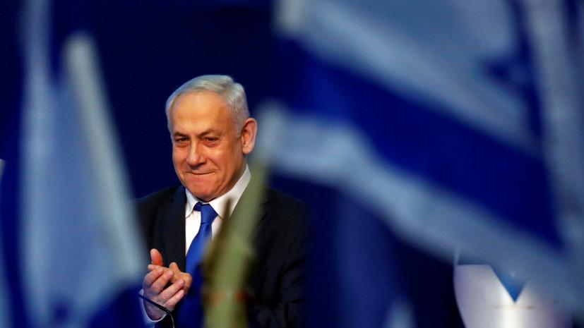 В Израиле утверждено соглашение о формировании коалиционного правительства