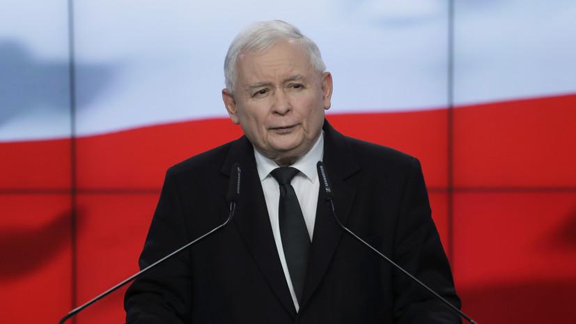Президентские выборы в Польше 10 мая не состоятся.