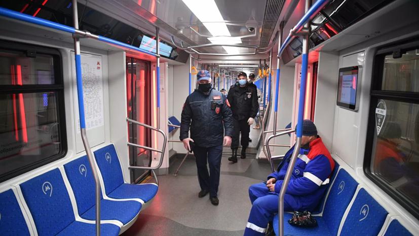 В Москве будут штрафовать заотсутствие масок на рабочих местах