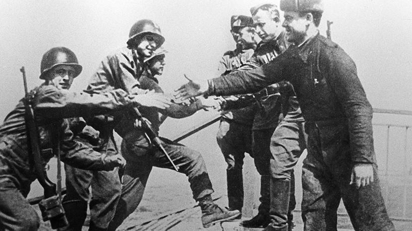 «Неадекватный и самовлюблённый подход»: как США пересматривают роль СССР в победе над нацистской Германией