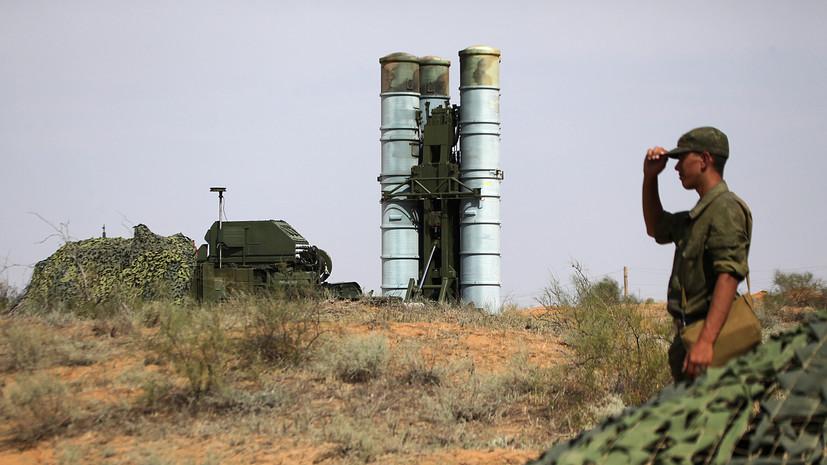Первые С-500 планируют передать Вооружённым силам России в 2021 году