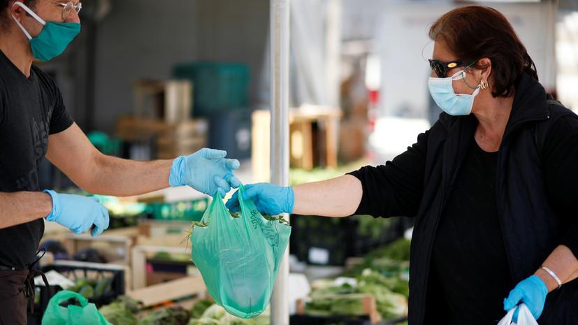 В РАН рассказали об обработке продуктов для профилактики коронавируса