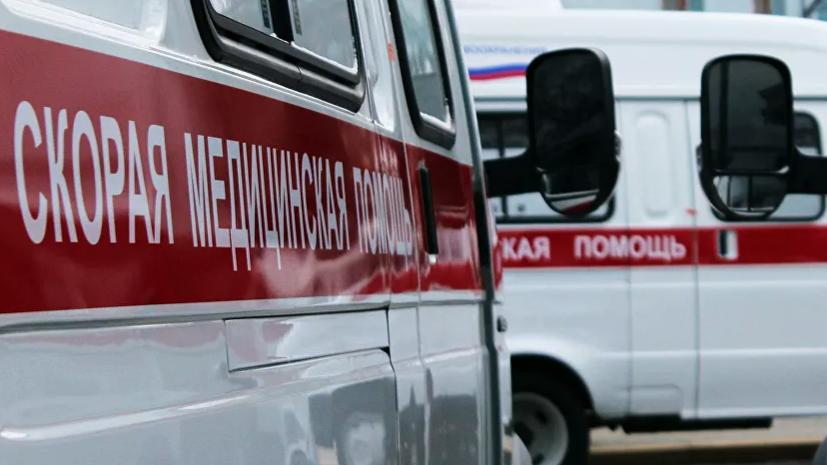В Волгоградской области произошло обрушение потолка на заводе