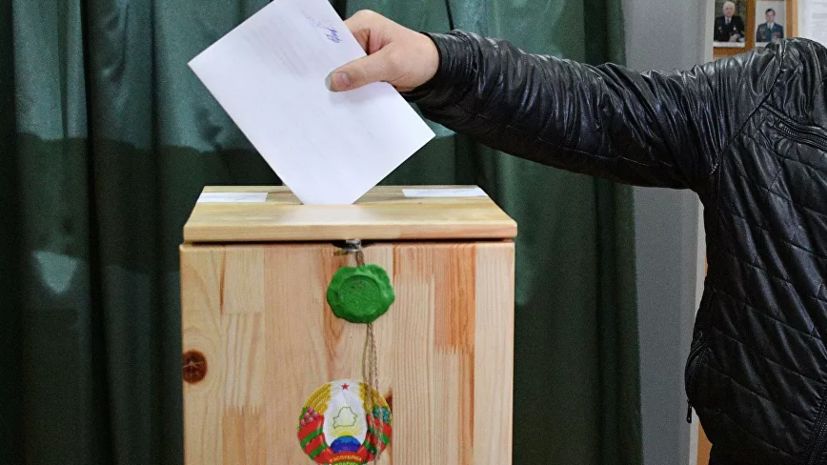 Парламент Белоруссии назначил выборы президента на 9 августа