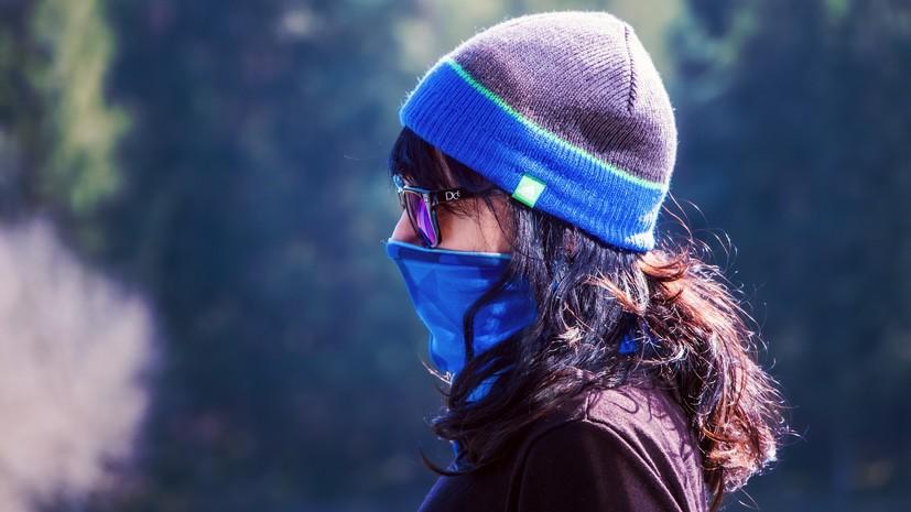 Иммунолог дал рекомендации по использованию масок весной