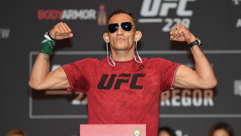 Боец Минеев одобрил проведение турнира UFC во время пандемии коронавируса