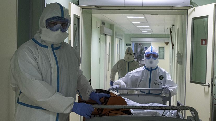 «До июня вирус будет активно распространяться»: за сутки в России выявили 10 699 новых случаев COVID-19