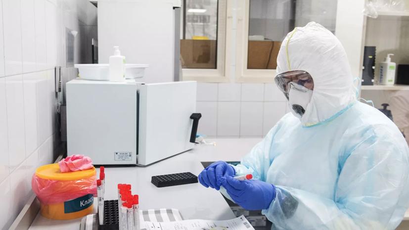 В России за сутки выявили 10 817 случаев коронавируса