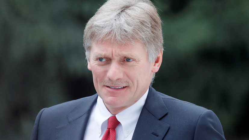 Песков заявил о соблюдении мер безопасности при обращении Путина 9 мая