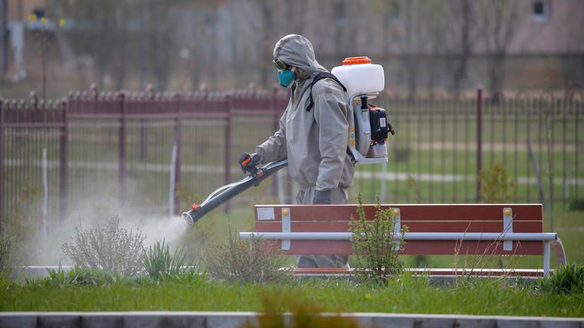 Число случаев коронавируса в Белоруссии превысило 22 тысячи