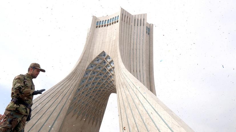 В Иране во время инцидента на морских учениях погибли 19 человек