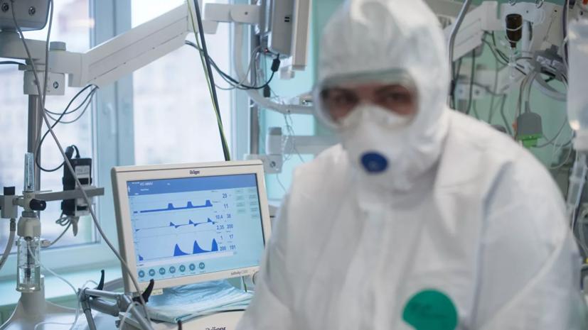 В России за сутки от коронавируса вылечились 5495 человек