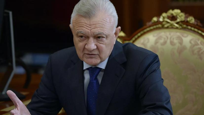 Умер экс-губернатор Рязанской области Олег Ковалёв