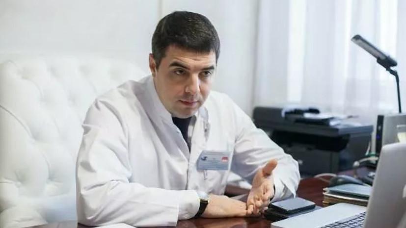 Глава Минздрава Тульской области вылечился от коронавируса