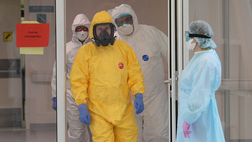 Путин рассказал о полученном врачами опыте борьбы с коронавирусом