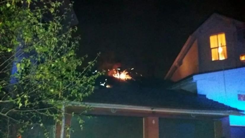 Число жертв пожара в хосписе в Красногорске увеличилось до 11