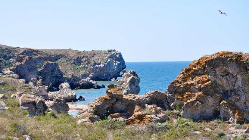 В Крыму установили охранную зону природного парка «Караларский»