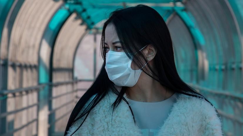 Эпидемиолог дал рекомендации по ношению медицинских масок