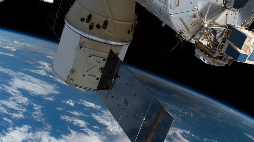 «Роскосмос» и NASA заключили контракт на доставку астронавта к МКС