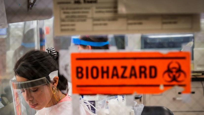 Число жертв коронавируса в мире превысило 290 тысяч