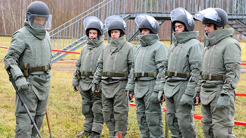 В Ленобласти сапёры ЗВО вывезли с полигонов более 100 боеприпасов