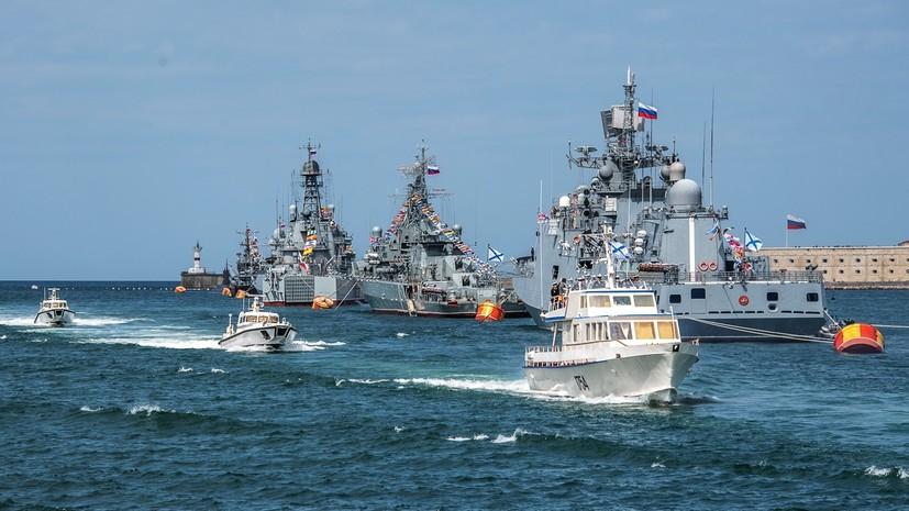 «Защита юга России и пресечение провокаций»: как проходит перевооружение Черноморского флота