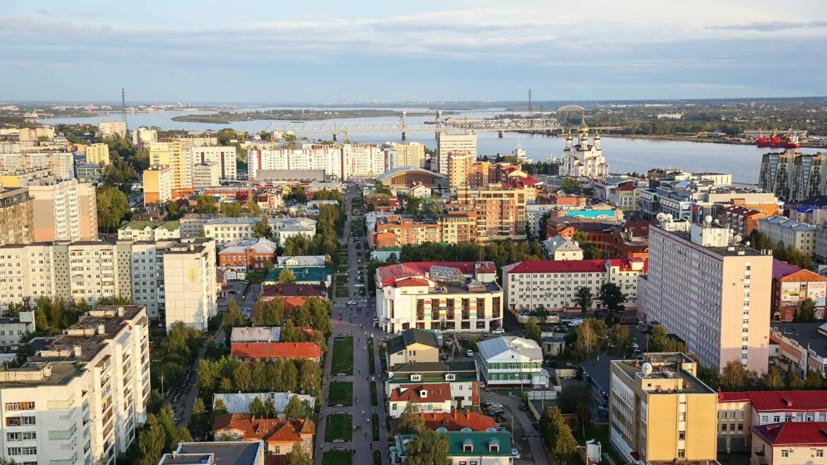 Архангельская область и НАО договорились о начале объединения регионов