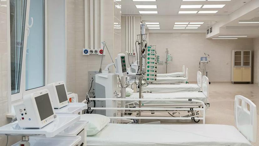 В Москве столетняя пациентка вылечилась от коронавируса