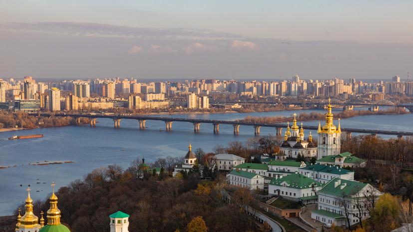 СНБО предупредил об угрозе водного дефицита на Украине