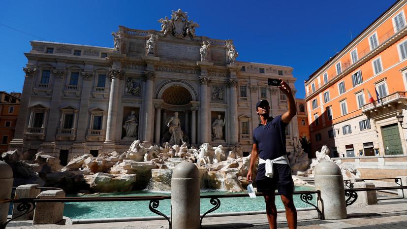 В Италии приняли новый пакет мер поддержки экономики