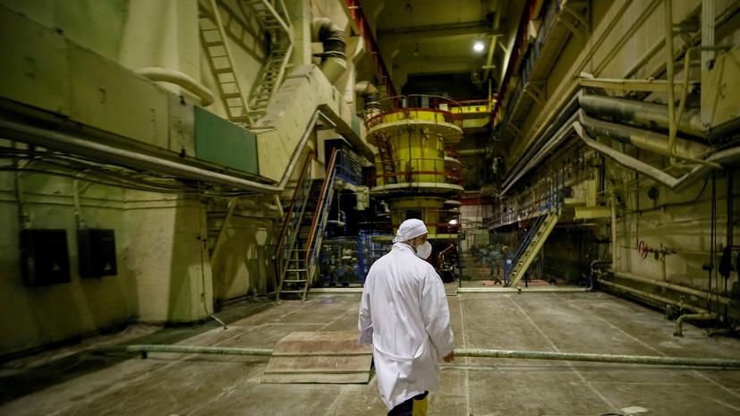 В Раде заявили о падении мощности работающих блоков украинских АЭС